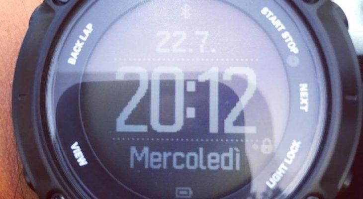 meilleure montre GPS randonnée