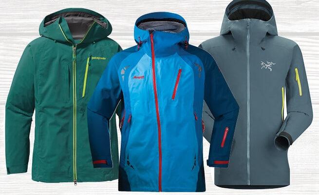 meilleures vestes de ski