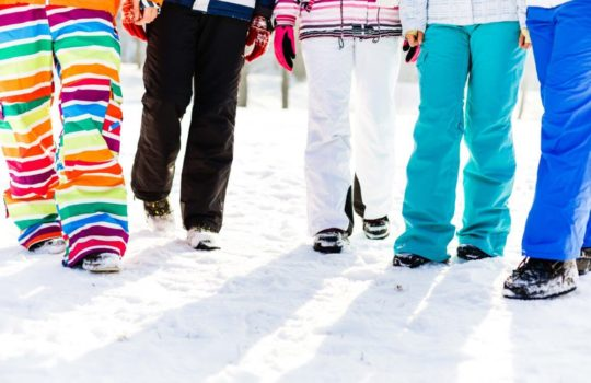 meilleurs pantalons de ski