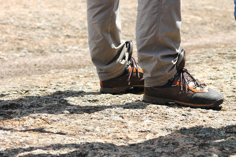 chaussures-de-randonnée