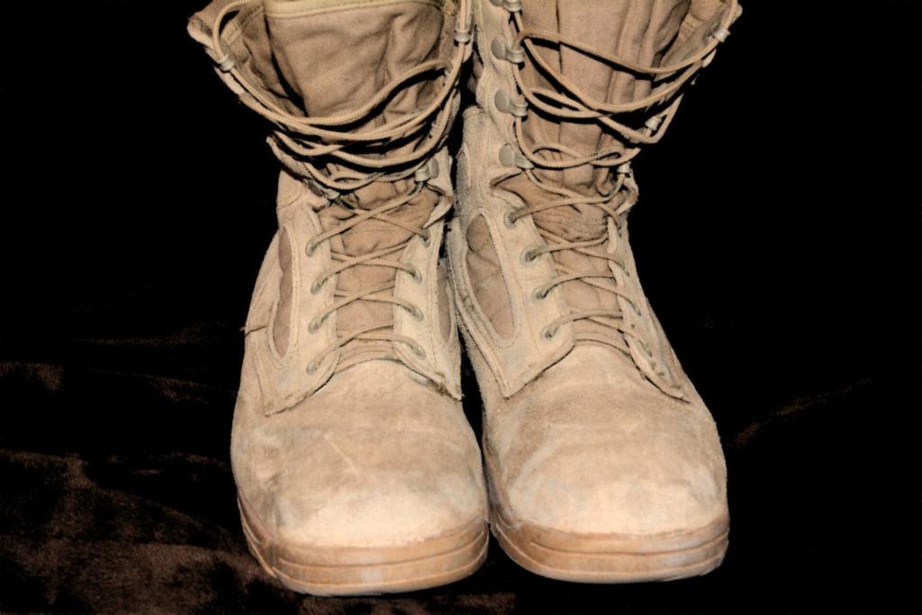 bottes-militaires