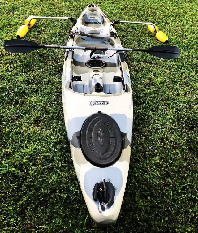 stabilisateur-de-kayak