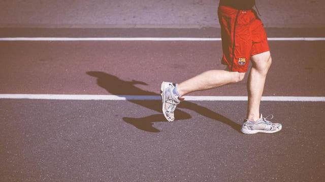 short-de-running