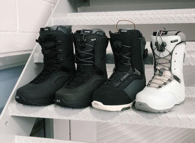 chaussures-de-snowboard