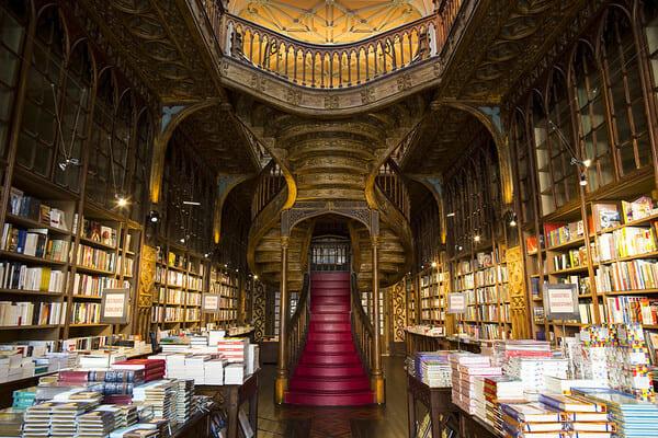 Librairie-Lello-Portugal
