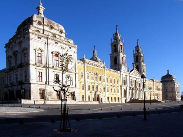Palais-National-de-Mafra-Portugal