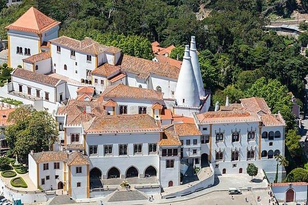 Palais-national-de-Sintra-Portugal