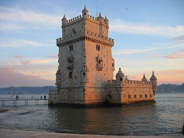 Tour-de-Belem-a-Lisbonne